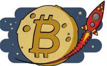 比特币突破1.4万美元 市值突破2400亿美元