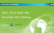 聚焦5G——盛科网络成功主办IEEE 1914 NGFI标准工作组会议
