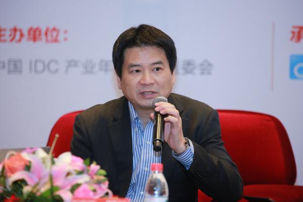 Infortrend普安科技杨文仁:企业级存储厂商如何应对混合云时代的到来1