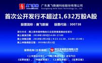 IDC服务商奥飞数据获IPO批文 计划募资4.1亿元
