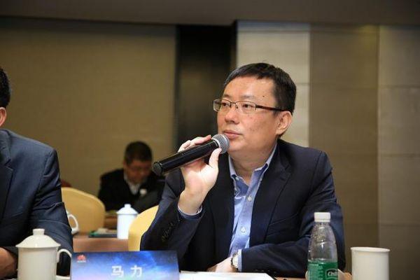 华为IT云计算与大数据平台产品线总裁马力
