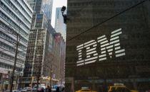 图解IBM第四季度财报:营收恢复增长 终止22个季度持续下滑