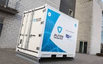 Alfen公司为比利时Eandis公司提供140千瓦的电池储能系统