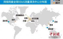网宿科技海外三大安全节点上线 云安全全球拓展提速