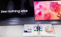 今日头条被黑科技承包,三星新品电视发布与AWE遥相呼应