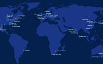 网络地理知识之全球数据中心与地理位置的情况简报,再来了解一下?