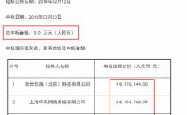中央电视台公有云项目现0元招标 入围企业未获云服务牌照