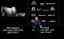 GTC 2018:百度云采用NVIDIA GPU,加速人工智能落地