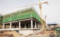 吕梁华为云数据中心正在施工建设中