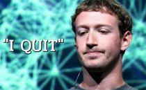 Facebook 创始人兼首席执行官扎克伯格即将离开公司