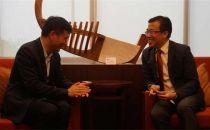 迅雷CEO陈磊拜会多位泰国高官即将进军东南亚市场