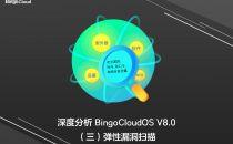 BingoCloudOS V8.0 弹性漏洞扫描功能实践