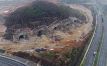 """腾讯贵州数据中心开建:""""山洞鹅厂""""首次正面曝光"""