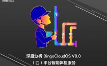 BingoCloudOS V8.0 平台智能体检功能实践