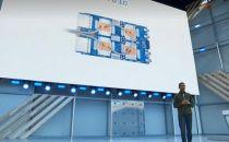 Google I/O 2018|首次引入数据中心液体冷却 为人工智能芯片冷却