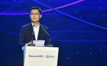 """马化腾提出腾讯""""三张网"""" 政务及传统行业将成云计算竞争热点"""
