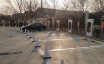 特斯拉计划在中美欧建造大量充电站