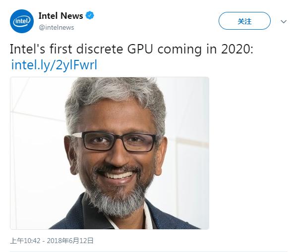 """热门资讯:英特尔2020年将推独立GPU,但CPU霸主研发高端GPU的历史有些""""辛酸"""""""