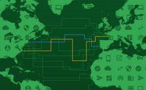 谷歌建首条私有跨大西洋海底电缆:连接数据中心,全长6400公里