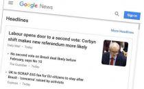 新版权法或推高成本 谷歌拟关闭欧洲新闻服务