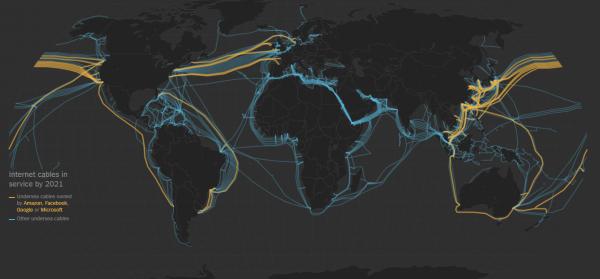 知否   互联网如何跨越大洲大洋?海底电缆功不可没