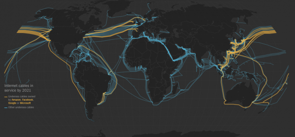 知否 | 互联网如何跨越大洲大洋?海底电缆功不可没
