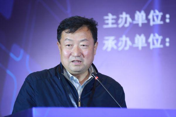 绿巨人能源有限公司首席专家 祝振鹏