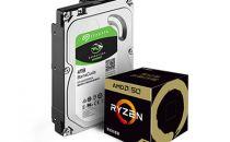 希捷与AMD联合推出限量版DIY套装