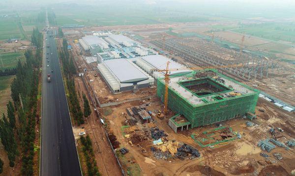 秦淮數據環首都信息經濟示范區