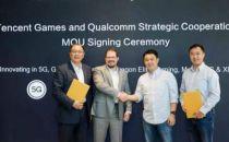 高通与腾讯游戏达成战略合作 联合研发5G游戏