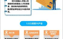 一图读懂广东省加快5G产业发展行动计划(2019-2022年)