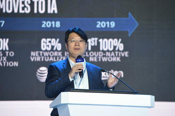 英特尔数据中心事业部网络平台部门总监阮伯超
