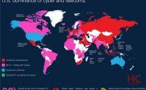华为5G设备全球分布图曝光:欧洲占总量近6成