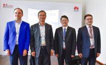 振华重工、中国移动、沃达丰、华为联合发布《5G智慧港口白皮书》