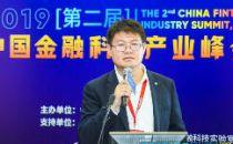 2019中国金融科技产业峰会|何阳:《数字普惠金融发展白皮书(2019年)》