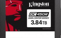 金士顿发布企业级数据中心固态硬盘DC450R