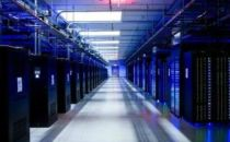 甘肃国网云数据中心项目(一期)主体封顶
