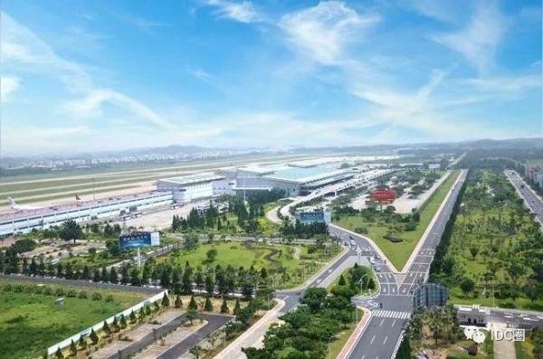中国移动(福建福州)数据中心俯瞰效果图