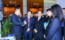 【IDCC VIP参观团】高层会面,IDC行业内的专属特权等您来享!