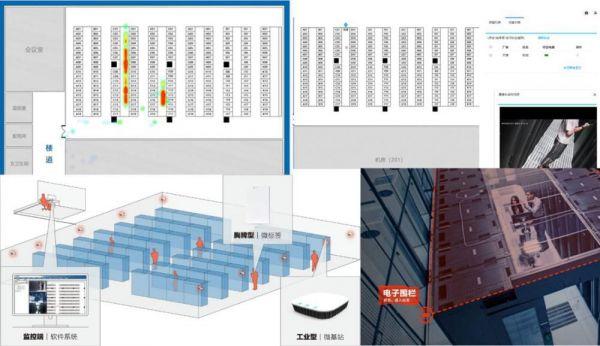 天津移动物流数据中心机房疫情防控02
