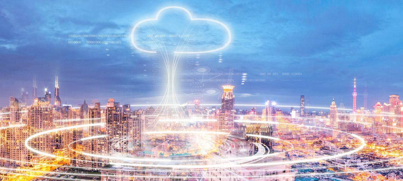 云计算智慧城市800x360