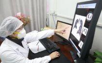用CT来诊断新型肺炎,武汉大学中南医院影像诊断背后的存