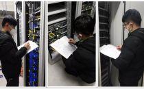 """唯一网络数据中心抗""""疫""""进行时 保障数据安全运行"""