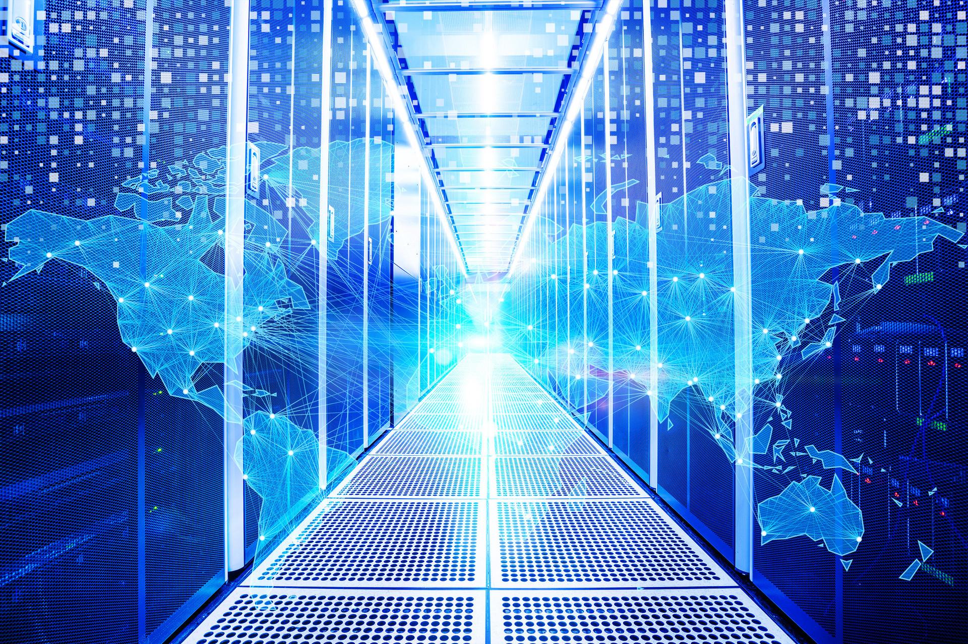 机房数据中心根服务器域名世界
