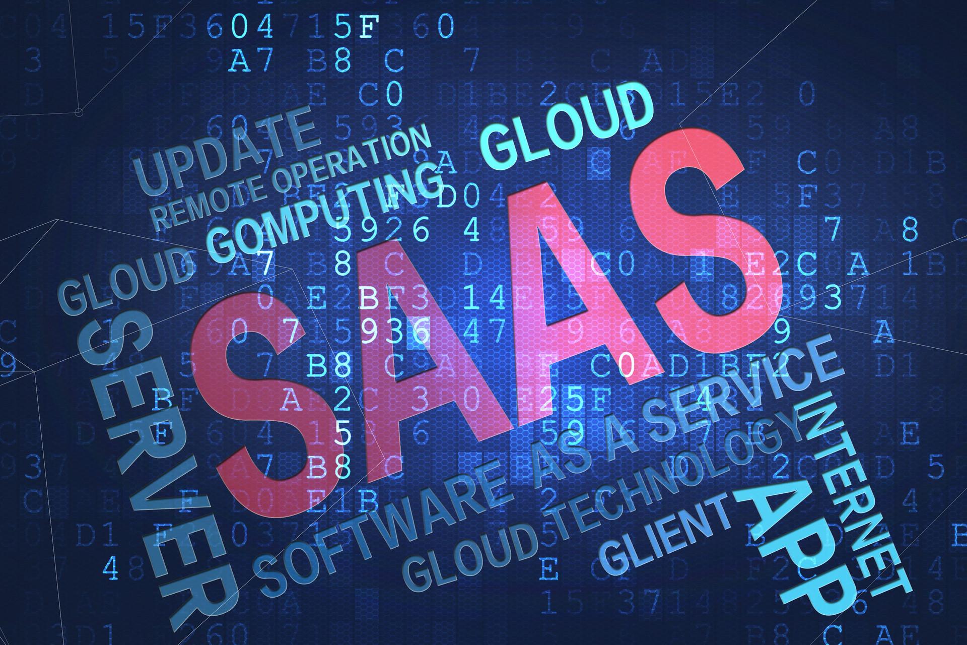 SaaS:云计算优质赛道高速增长