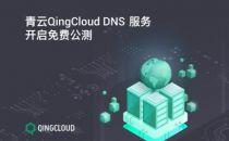 精准智能云解析  青云QingCloud DNS服务开启免费公测