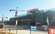 """打造东北三省数据""""大脑"""" 中国移动(哈尔滨)数据中心二期土建工程年底竣工"""