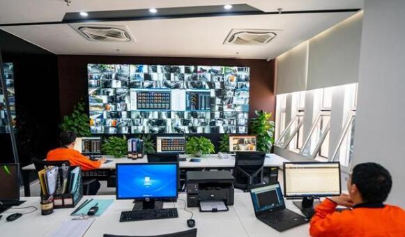 河北一期云数据中心首期交付 三大运营商带宽同时接入