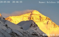 """6500米海拔处的""""珠峰守望者"""""""