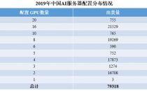 2019年中国AI服务器报告  智算中心或已来临